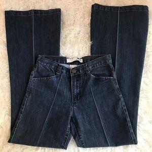 Joes Jeans Womens Wide Leg Trouser Denim Flare 2